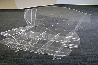 Acrylic Plastic Production