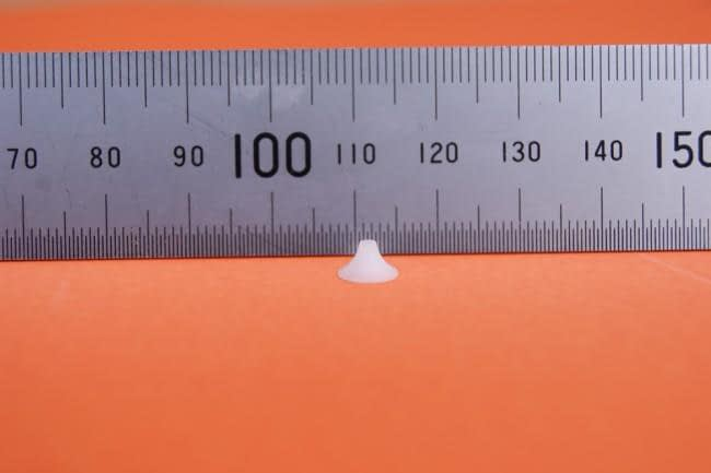 Smallest Plastic Component